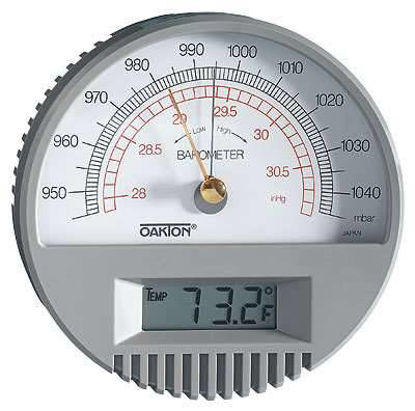 BAROMETER W/THERMOMETER