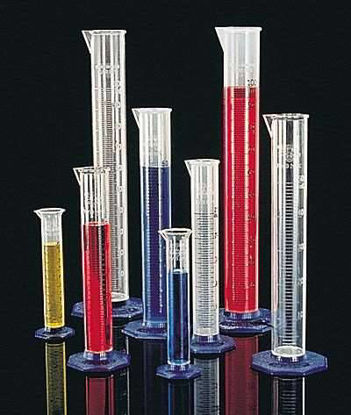 GRADUATED CYLINDER PMP 100ML