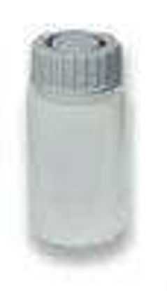 Polypropylene Co-Polymer (PPCO) bottle 190 ml, Ø 56 x 112 mm incl. screw cap