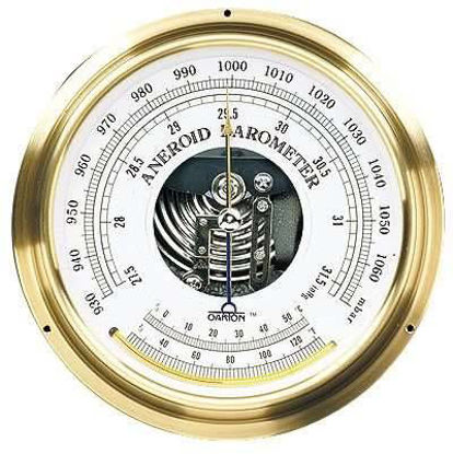 """Oakton Temperature Compensated Barometer, 930 to 1070 mbar, 27.5 to 31.6"""" Hg"""