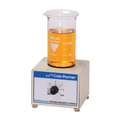 Cole-Parmer Battery-Powered Magnetic Stirrer 04804-01