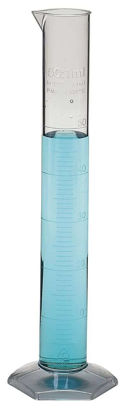 GRADUATED CYLINDER PMP 50ML
