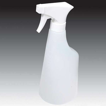 Cole-Parmer HDPE Trigger Spray Bottle, 22 oz, 4/Pk