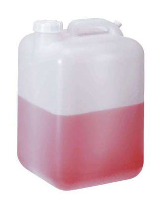 CARBOY SQUARE 5GAL HDPE