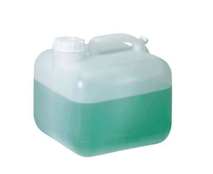CARBOY SQUARE 2-1/2GAL HDPE