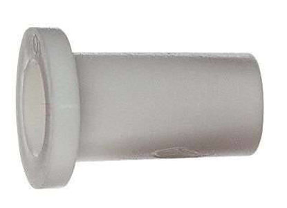 """Parker Hannifin P-P-4 Inserts for soft tubing, white PP, 1/4"""" OD x 5/32"""" ID; 10/Pk"""