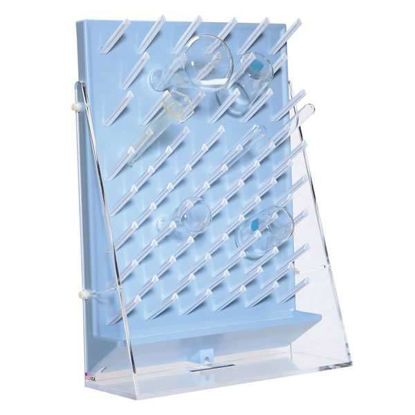 """Cole-Parmer Drying Rack 17/3/4"""" W x 24""""H x 3""""D"""