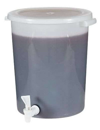 LIQUID DISPENSER 12QT MDPE
