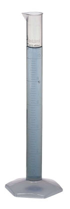 GRADUATED CYLINDER PP 25ML