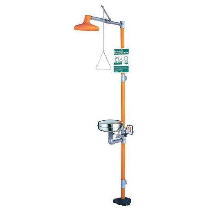 SAFETY STATION SHOWER/EYEWASH