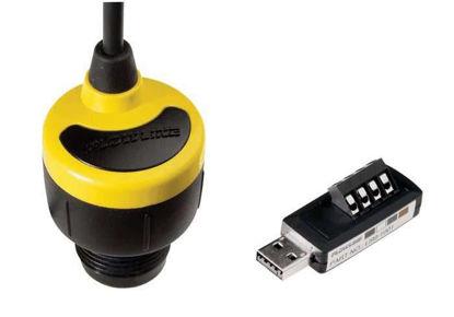 Flowline DL14-01 EchoPod Level Switch with FOB USB Interface