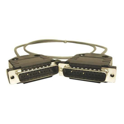 25 TO 25 PIN RS-232 CABLE 25 TO 25 PIN RS-232 CABLE