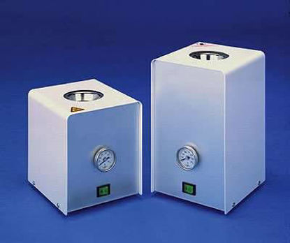 "Dry Glass Bead Sterilizer, 5"" Deep x 1.75"" Diameter Well, 220VAC"