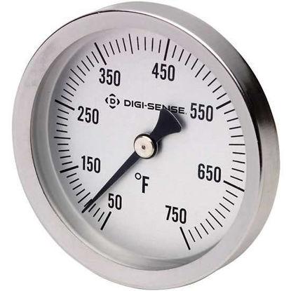 D/S GLS THRM -20 260C(0 500F)