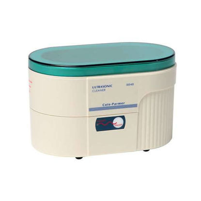 Cole-Parmer Low-Cost Ultrasonic Cleaner with Timer, 220 VAC - 08848-15
