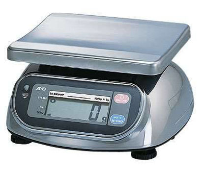 SCALE SS 20KG/.01KG