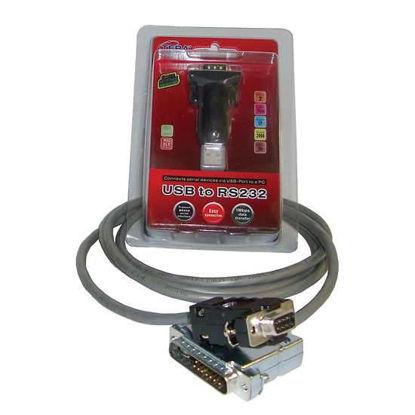 USB TO 25 PIN RS-232 CONVERTERUSB TO 25 PIN RS-232 CONVERTER