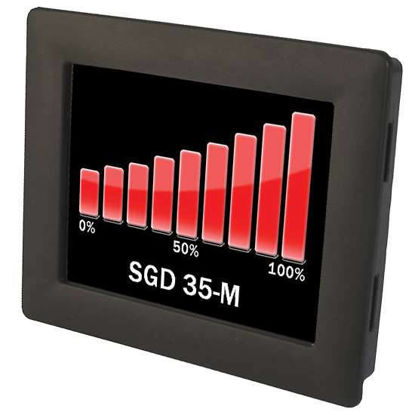 DISPLAY PNL PILOT 35M