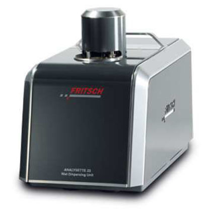 WET DISPERSION UNIT: automatic dispersion unit, volume 300-500 ml, 100 Watt ultrasonic power for 100-120/200-240 V/1~, 50-60 Hz, 100 Watt