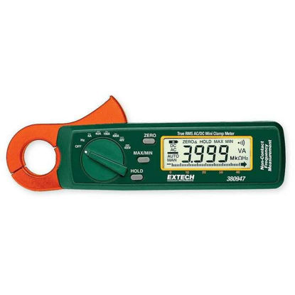CLAMP METER 400A AC/DC TRMS