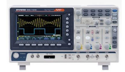 GW Instek GDS-1074B Digital Storage Oscilloscope, 70 MHz, 4 channel, 100-240VAC