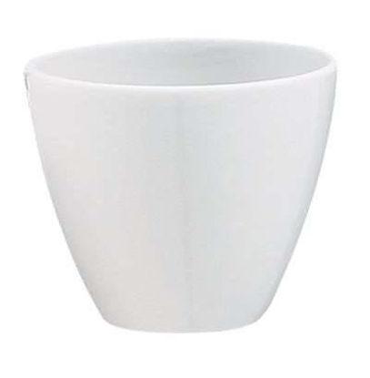 CoorsTek 60112 High-Form Crucible, Porcelain; 250 mL, 88 mm top OD, 72 mm H, pk of 6