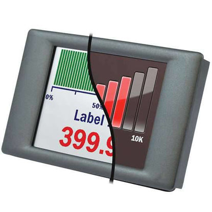 DISPLAY PNL PILOT 24M