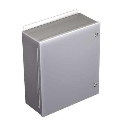 ENCLSR J BOX 4/12 FST LCH This e