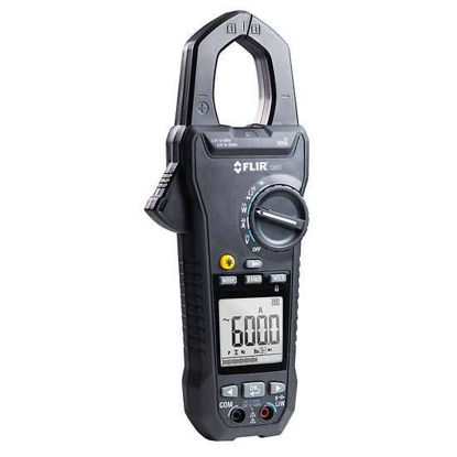 CLAMP METER AC/DC 600A