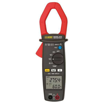 CLAMP METER 1000A AC DC