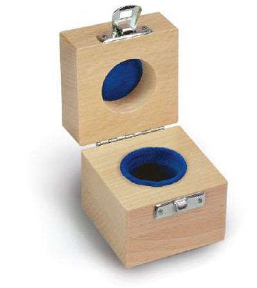 1 g single box, wood, lined