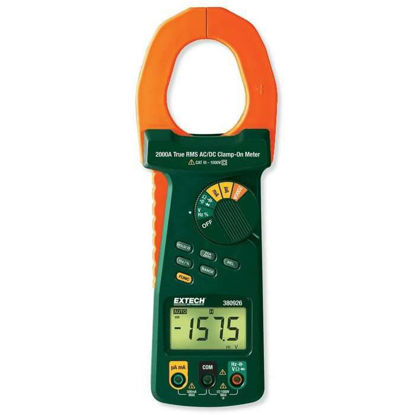 MULTIMETER CLAMP-ON TRMS