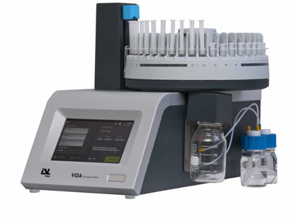 VIDA 80SCH Density Meter with 40 place integrated autosampler