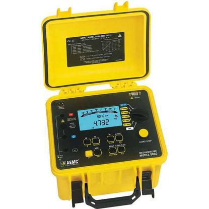 MEGOHMMETER 500-5000V RS-232