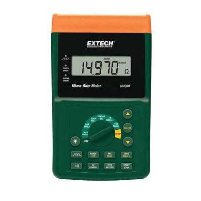 MICRO OHMMETER Precision meter pr