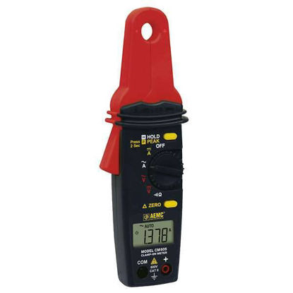 CLAMP METER LOW CURRENT 100A