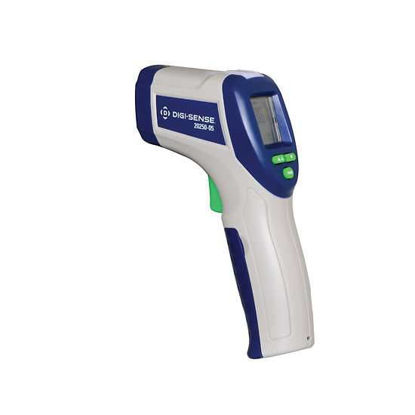 Digi-Sense 12:1 IR Thermometer with Alarm and NIST Traceable Calibration