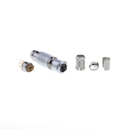 Feedthrough plug 9 pins f vacuum