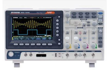 GW Instek GDS-1054B Digital Storage Oscilloscope, 50 MHz, 4 channel, 100-240VAC