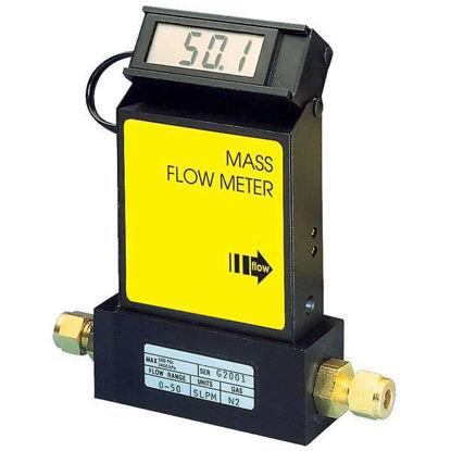 FLOWMETER MASS H2 500 SCCM