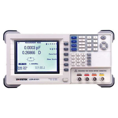 GW Instek LCR-8101G 20 Hz to 1 MHz Precision LCR Meter