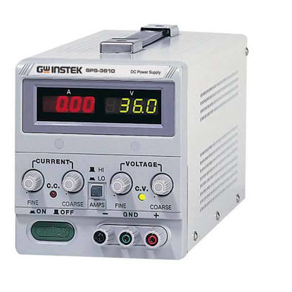 DC POWER SUPPLY 36V 10A