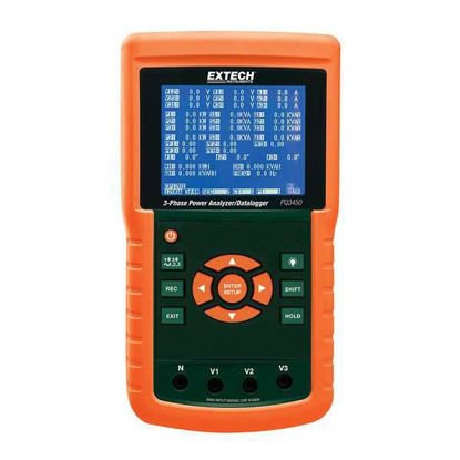 POWER ANALYZER DATALGGER 1200A