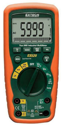 MULTIMETER HD TRMS 6000CT