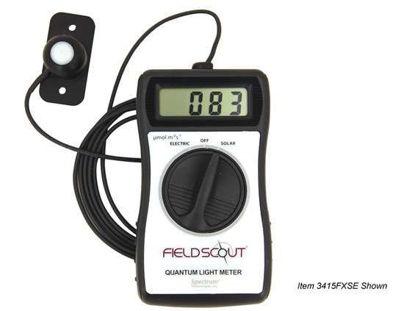 LS Dual Solar / Electric Quantum Meter - External Sensor