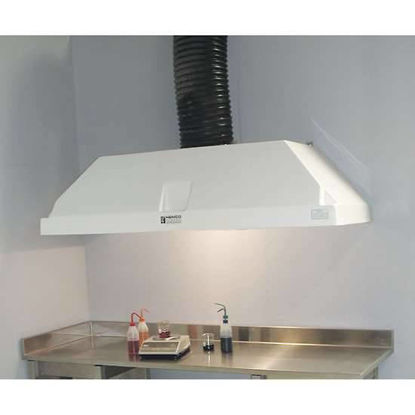 WALL CANOPY HOOD DUCTED 72W