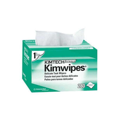 "KIMWIPES 4.5""X8.5"" 16800/CS"