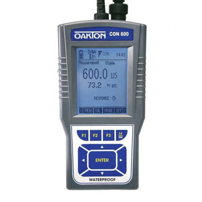METER ONLY; CON600 W/CAL Stores u