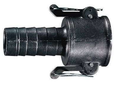 COUPLING F 1-1/2-IN BARB