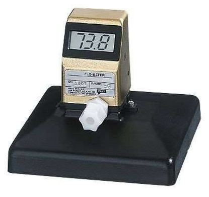 Cole-Parmer High-Accuracy Turbine Meter, Ryton, 0.1 to 2 L/min